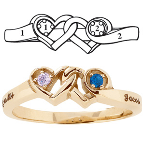 Loving Promise Ring