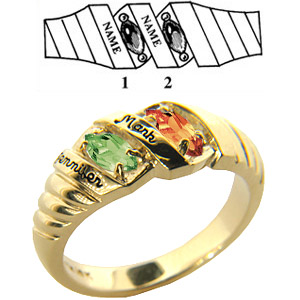 Splendor Mother's Ring