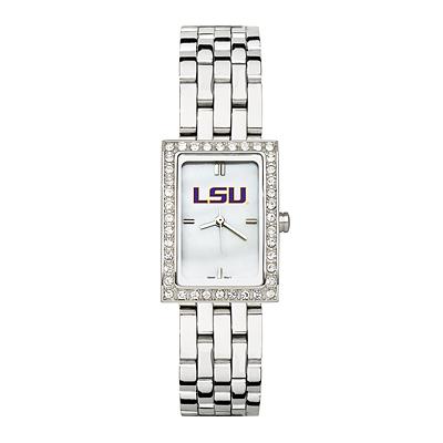 LSU Allure Watch Stainless Steel Bracelet