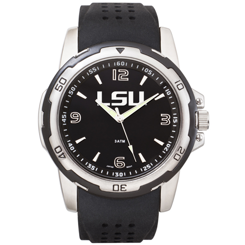 Louisiana State University Stealth Men's Sport Watch