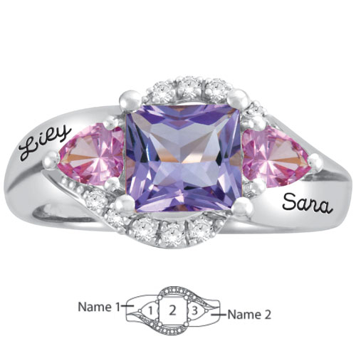 Twinkle Promise Ring