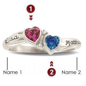 Sterling Silver Valentine Ring