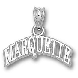 Marquette 1/4in Pendant Sterling Silver