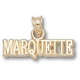 Marquette 1/8in Pendant 14kt Yellow Gold
