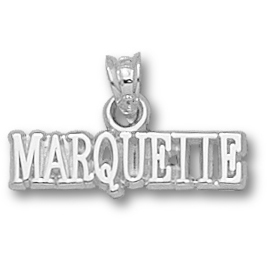 Marquette 1/8in Pendant Sterling Silver