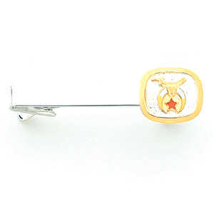 Shriners Tie Bar - Sterling Silver