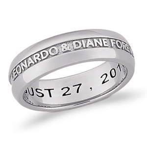 Sterling Silver Evermore Ring