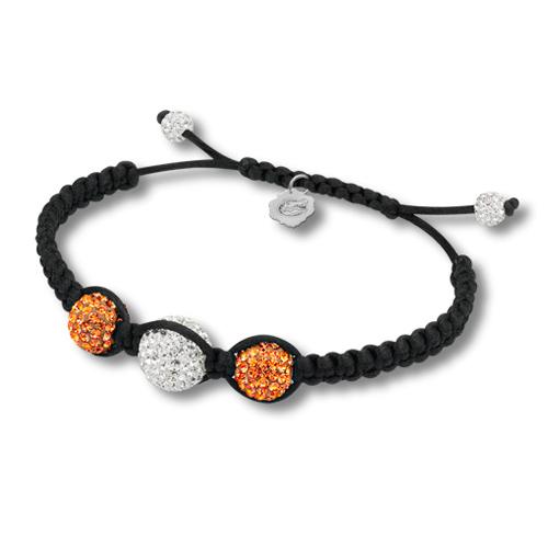 Sterling Silver University of Florida Ball Bracelet