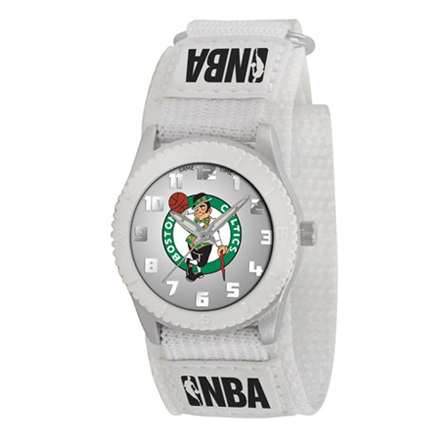 Boston Celtics Rookie White Watch