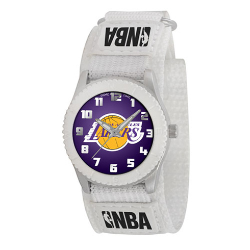 Los Angeles Lakers Rookie White Watch