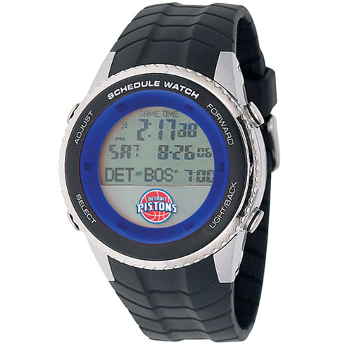 Detroit Pistons Schedule Watch