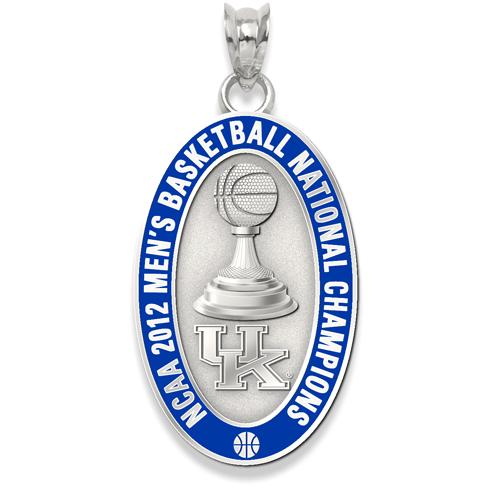 2012 University of Kentucky NCAA Basketball Champion 7/8in Charm