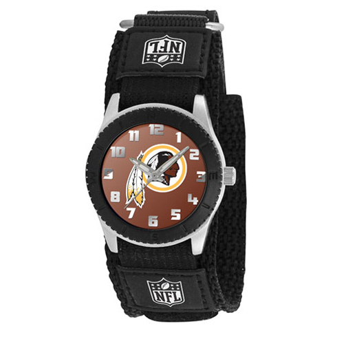 Washington Redskins Rookie Black Watch
