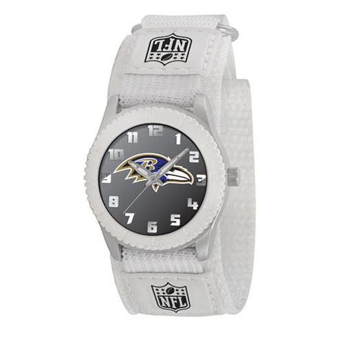 Baltimore Ravens Rookie White Watch