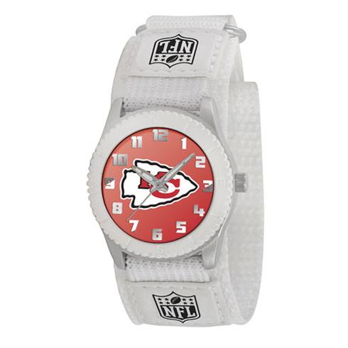 Kansas City Chiefs Rookie White Watch