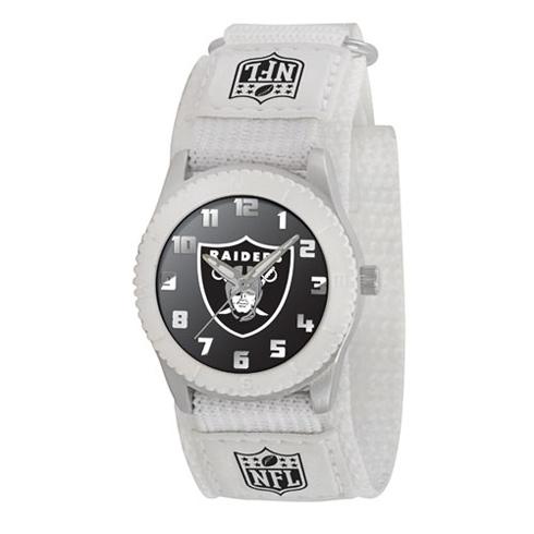 Oakland Raiders Rookie White Watch