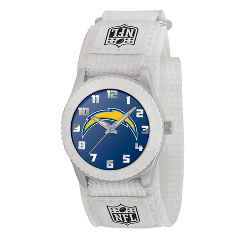 San Diego Chargers Rookie White Watch