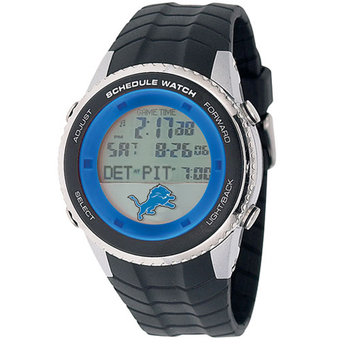 Detroit Lions Schedule Watch