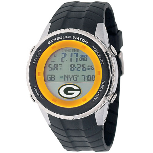Green Bay Packers Schedule Watch