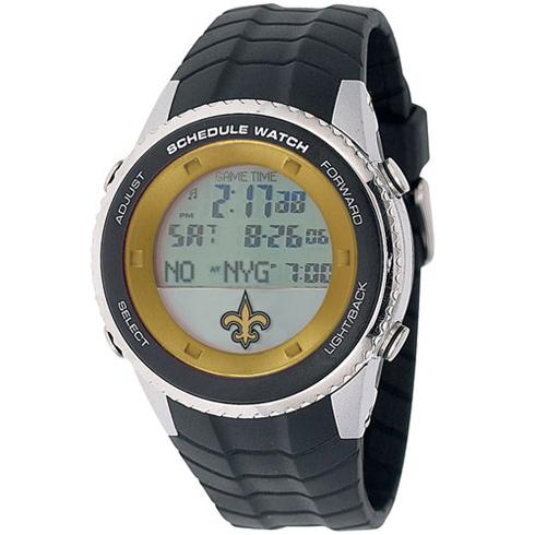 New Orleans Saints Schedule Watch