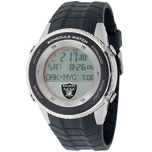 Oakland Raiders Schedule Watch