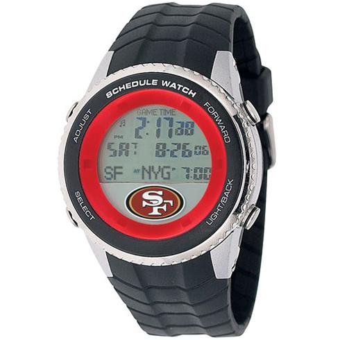 San Francisco 49ers Schedule Watch