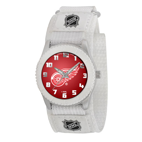 Detroit Red Wings Rookie White Watch