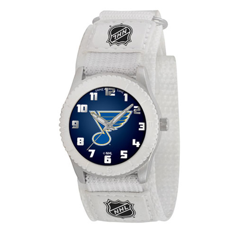 St. Louis Blues Rookie White Watch