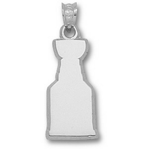 Sterling Silver Stanley Cup Logo 3/4in