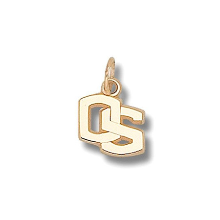 Oregon State Beavers 3/8in 10k OS Charm