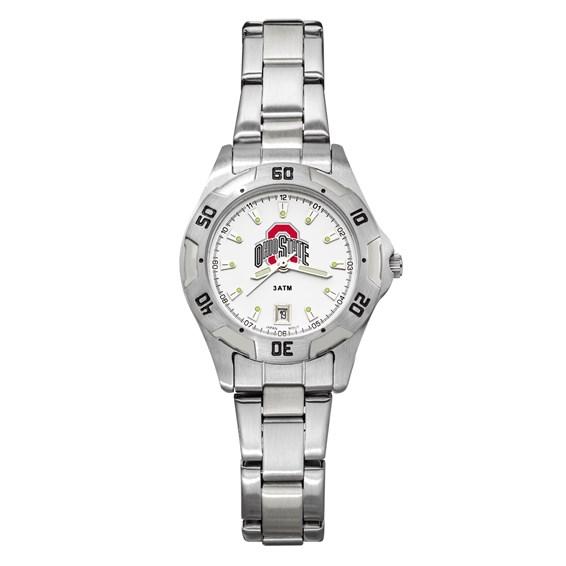 Ohio State University Women's All-Pro Chrome Watch