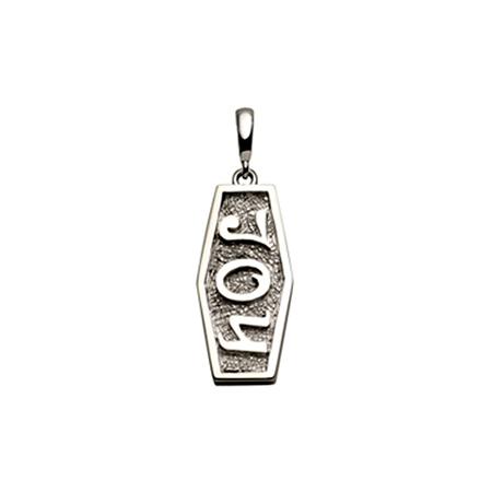 Sterling Silver Joy Pendant