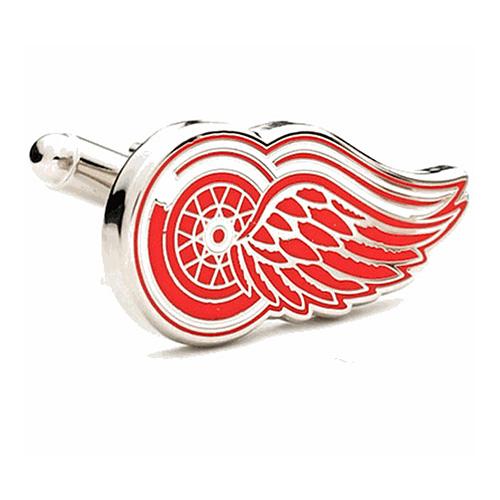 Detroit Red Wings Cufflinks