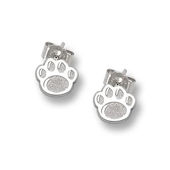 Penn State Post Earrings Sterling Silver