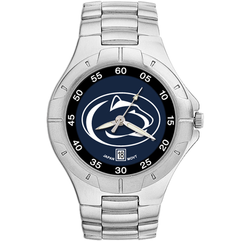 Penn State Pro II Men's Bracelet Watch