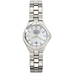 Penn State University Pro II Pearl Dial Watch