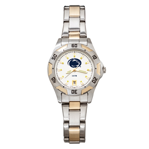 Penn State All-Pro Women's Two-Tone Watch