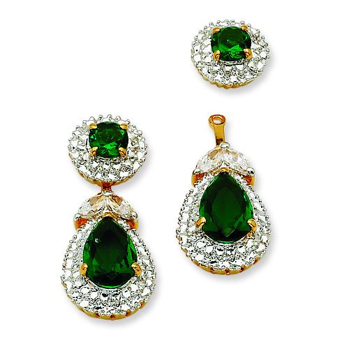 Jacqueline Kennedy First Lady Drop Earrings