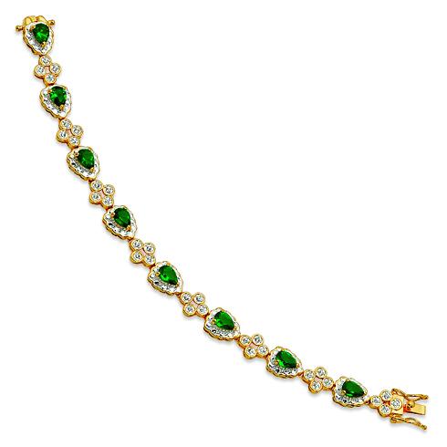 Jacqueline Kennedy First Lady 7in Bracelet