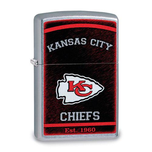Kansas City Chiefs Zippo Lighter