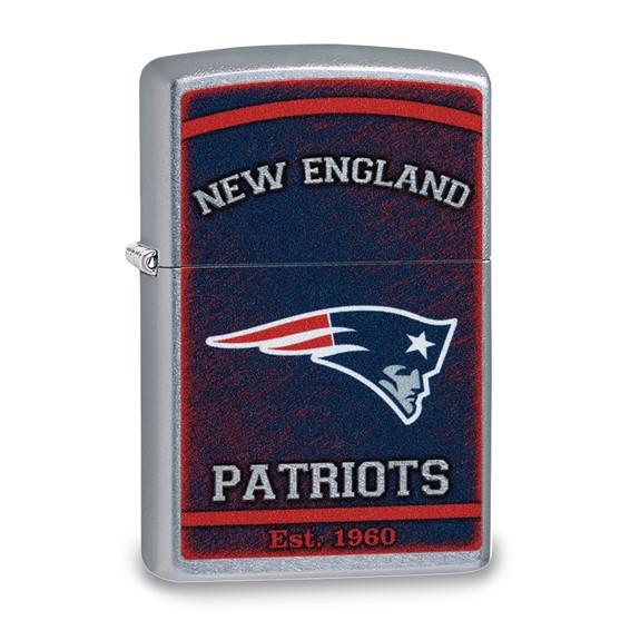 New England Patriots Zippo Lighter