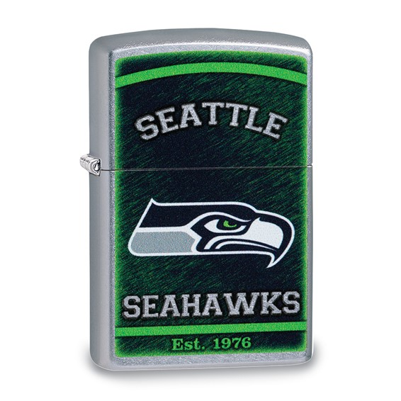 Seattle Seahawks Zippo Lighter