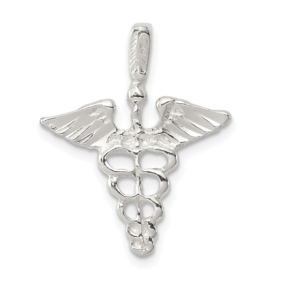 Sterling Silver Knife Fork Spoon Charm