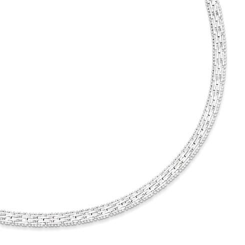 7.5in Fancy Bracelet - Sterling Silver