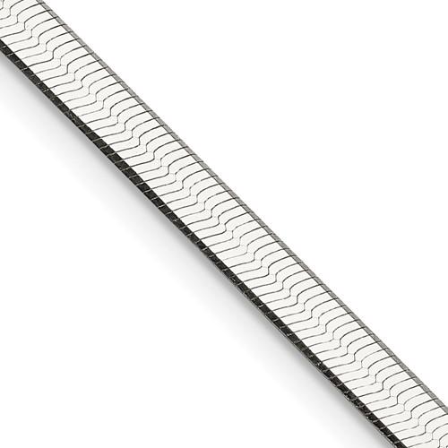 18in Magic Herringbone Chain 3.25mm