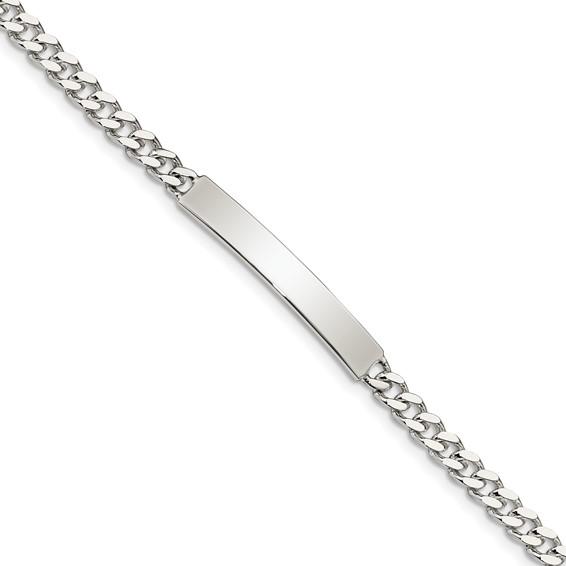 8in Curb Link ID Bracelet