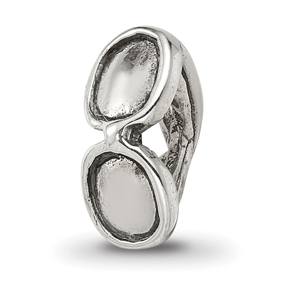 Sterling Silver Reflections Kids Sunglasses Bead
