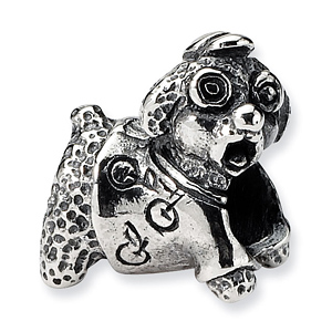 Sterling Silver Reflections Kids Poodle Bead