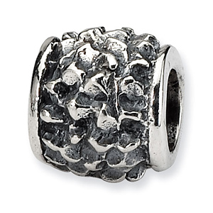 Sterling Silver Reflections Kids Bali Bead