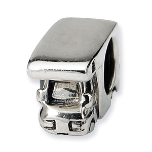 Sterling Silver Reflections RV Camper Bead